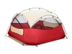 Monoprice 4-Person Backpacking Tent - 20D Ripstop Nylon/1500