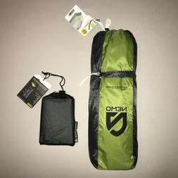 Nemo Dagger 2p Backpacking Tent W/ Footprint Included