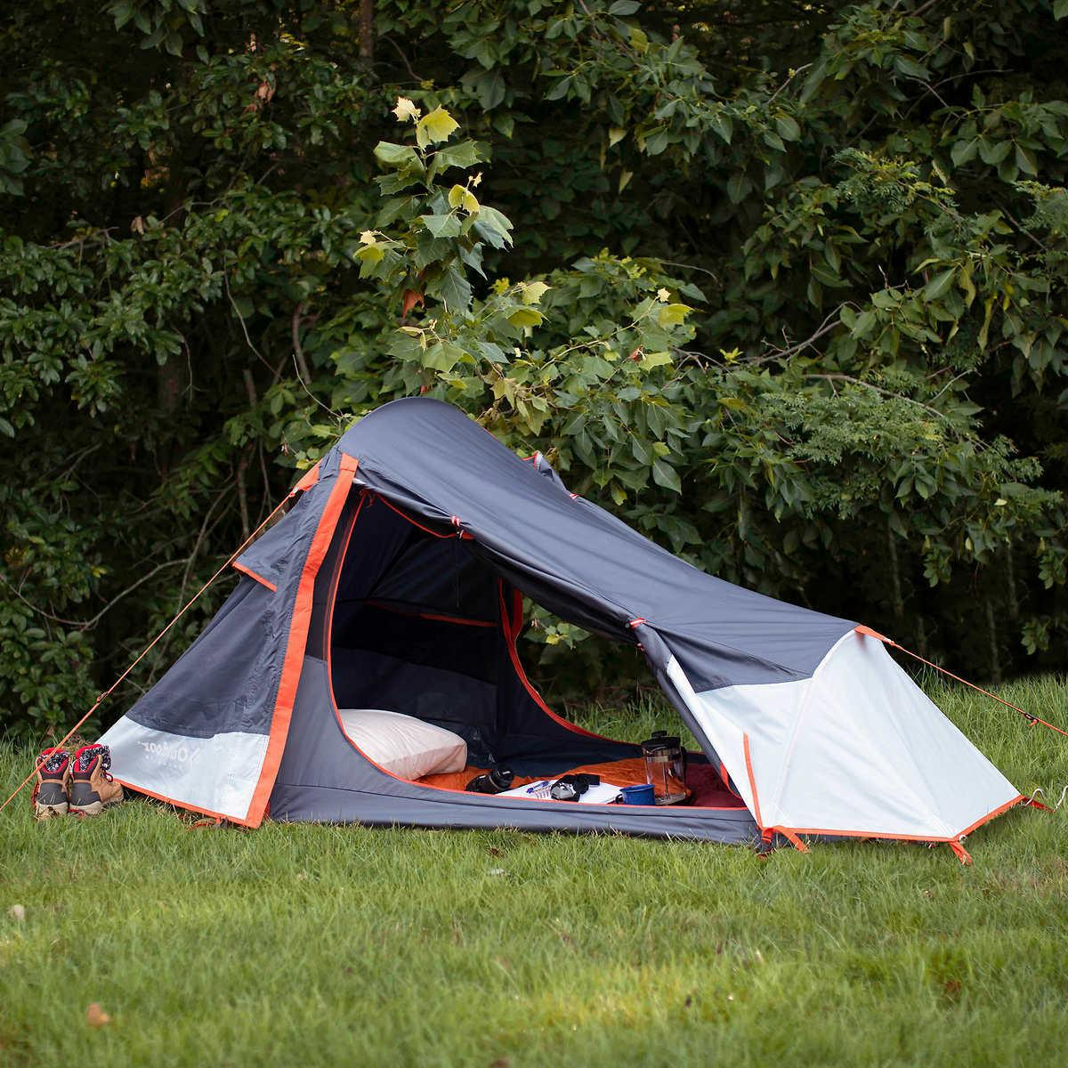 2 person backpacking tent lightweight waterproof tub