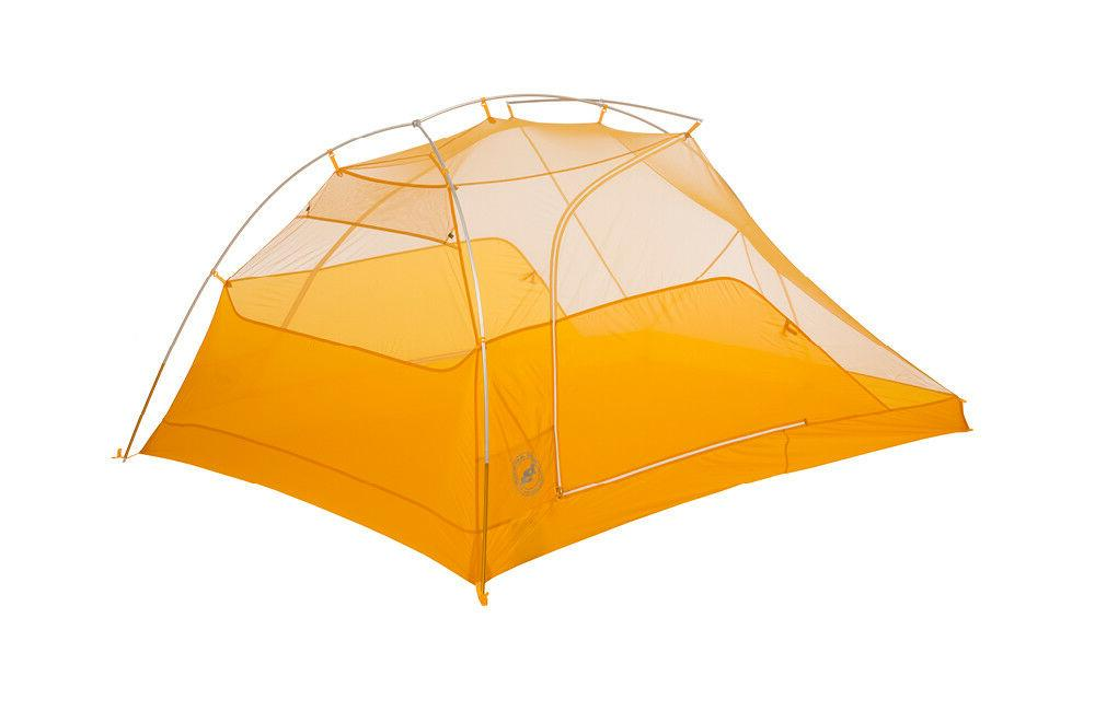 New Big Agnes Tiger Wall UL3 Ultralight Backpacking 3 Person
