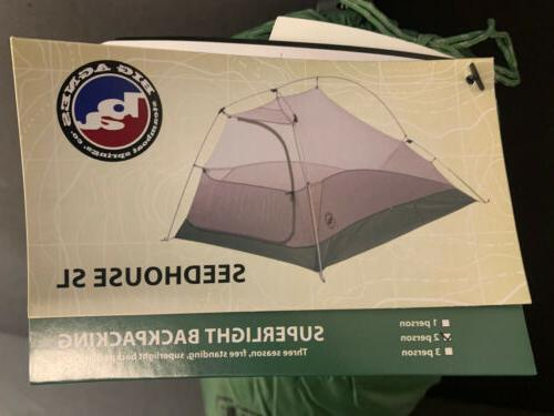 Big Agnes - Backpacking Tent