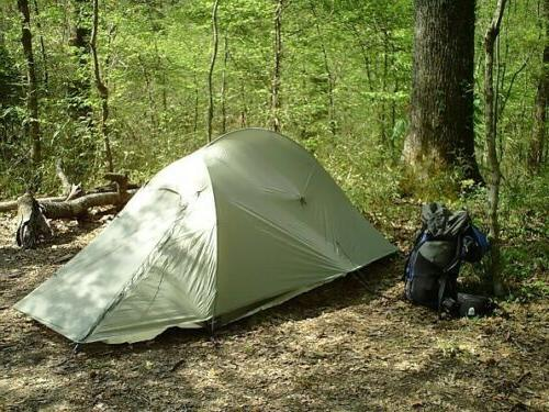 Big Seedhouse SL1 *With Footprint* 1-Person Backpacking