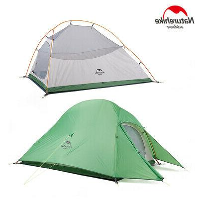 Naturehike Ultralight Backpacking Camping Tent 210T Silicone