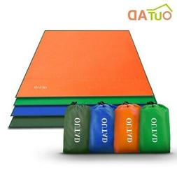 OUTAD Large Waterproof Camping Tarp Lightweight for Camping